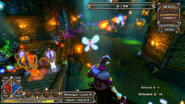 Dungeon defenders review tech gaming - Dungeon defenders 2 console ...