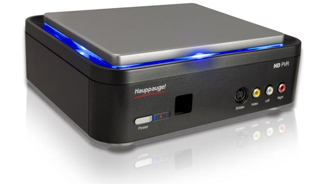 Hauppauge 1445 HD PVR Gaming Edition ...