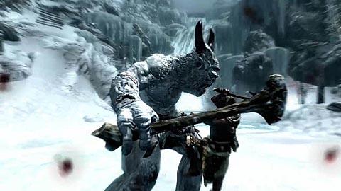 Dawnguard Skyrim DLC