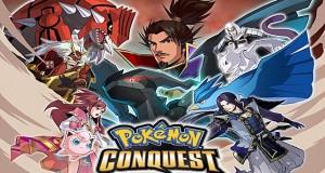 Pokemon Conquest (1)