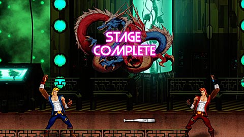 Double Dragon Neo
