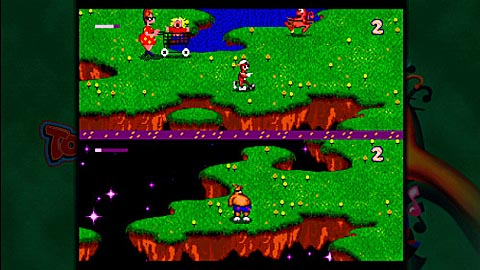 ToeJam and Earl HD