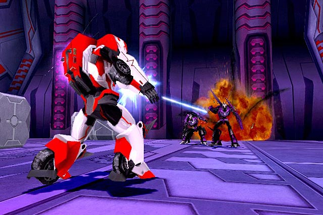 Transformers: Prime – The Game Review