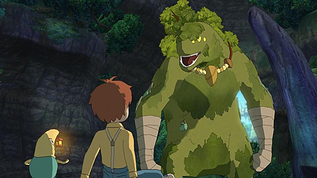 Ni no Kuni Wrath of the White Witch (0)