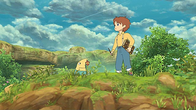 Ni no Kuni Wrath of the White Witch  (1)
