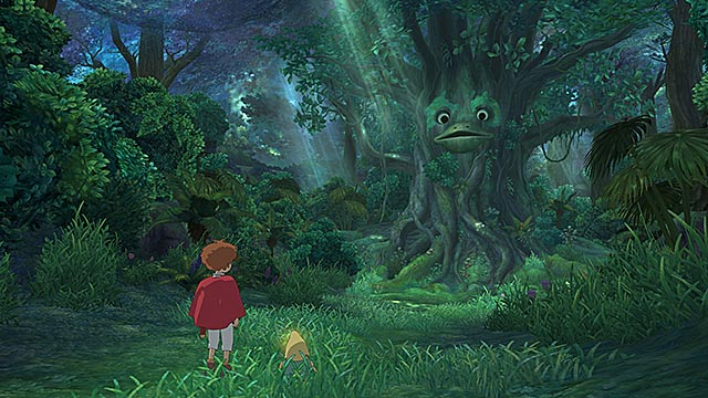 Ni no Kuni Wrath of the White Witch  (2)