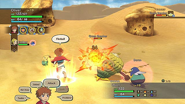 Ni no Kuni Wrath of the White Witch (3)