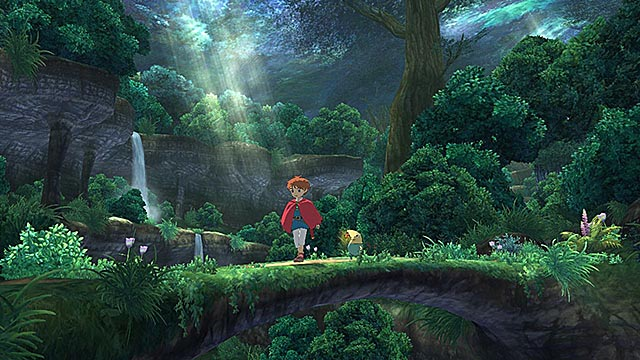 Ni no Kuni Wrath of the White Witch (7)