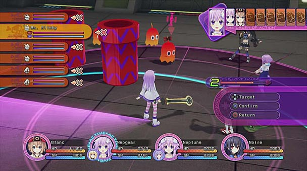 Hyperdimension Neptunia Victory Review (6)