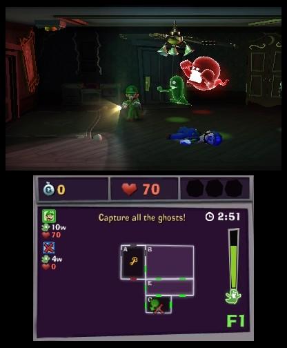 Luigi's Mansion Dark Room Review (2)