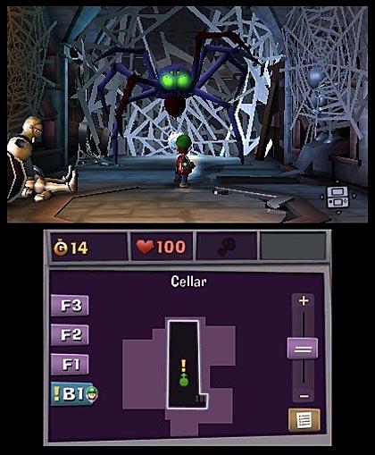 Luigi's Mansion Dark Room Review (3)