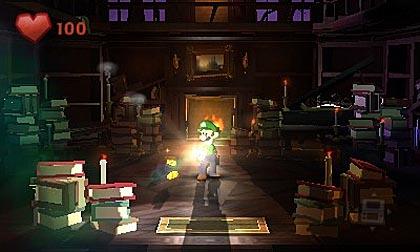 Luigi's Mansion Dark Room Review (4)