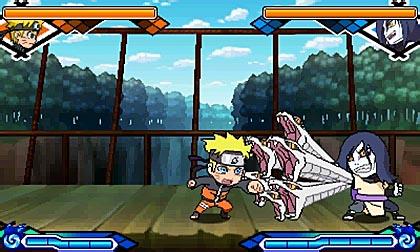 Naruto Powerful Shippuden (2)