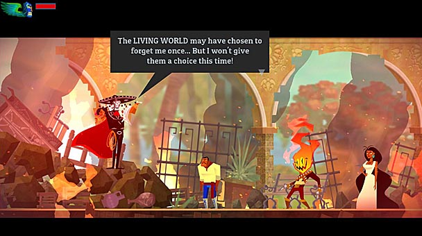 Guacamelee! Review (3)