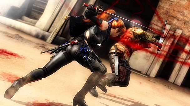 Ninja Gaiden 3 Razor's Edge Review (3)
