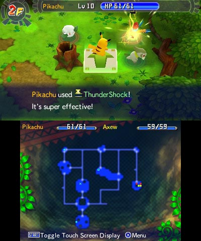 Pokemon Mystery Dungeon (5)