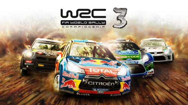 WRC 3 FIA World Rally Championship Review (1)