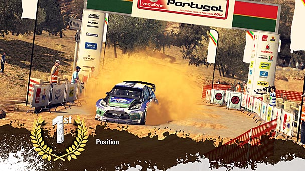WRC 3 FIA World Rally Championship Review (8)