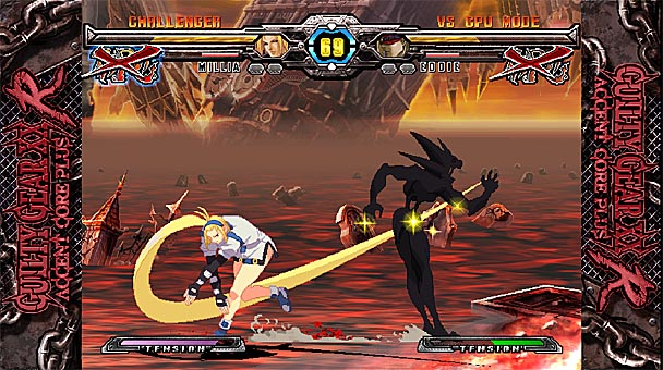 Guilty Gear XX Accent Core Plus R (3)