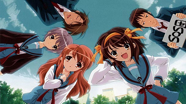 Podcast 13-1 Unreliable Narrators - Suzumiya Haruhi
