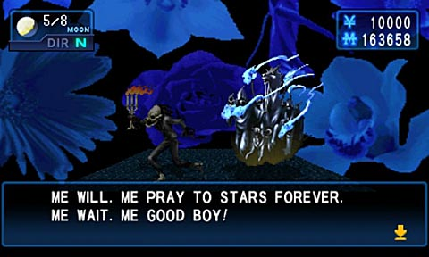 Shin Megami Tensei Devil Summoner Soul Hackers  (2)