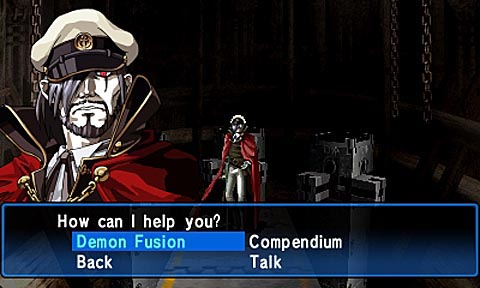 Shin Megami Tensei Devil Summoner Soul Hackers  (7)