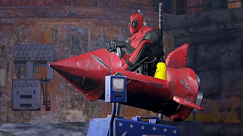 Deadpool Game (2)