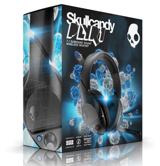 Skullcandy PLYR 1 Wireless Headset  (3)