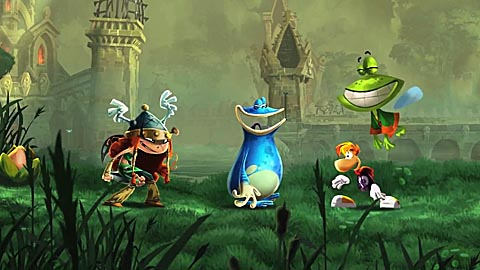 Rayman Legends Playable Characters