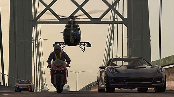 Grand Theft Auto V (2)
