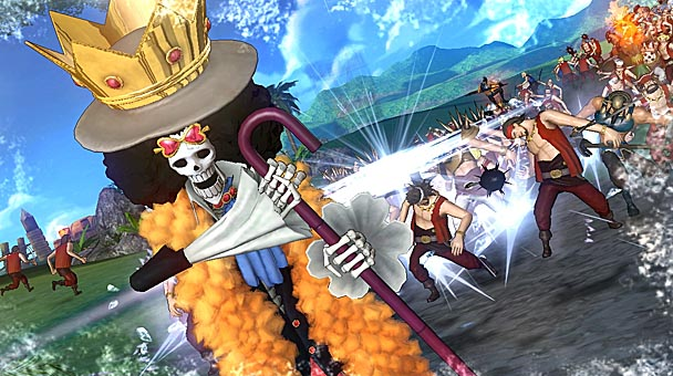 One Piece Pirate Warriors 2 (4)