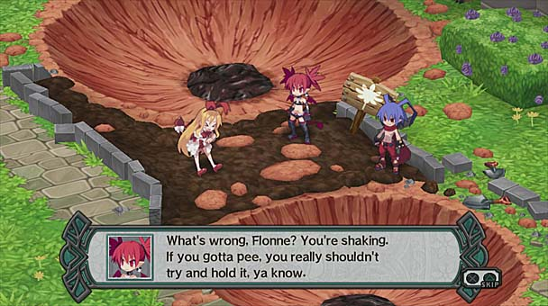 Disgaea D2 A Brighter Darkness Review (2)
