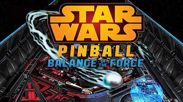 Star Wars Pinball Balance of the Force  (1)