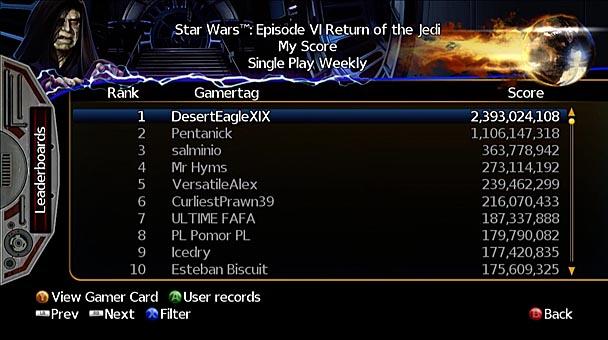 Star Wars Pinball Balance of the Force  (2)