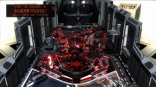 Star Wars Pinball Balance of the Force  (5)