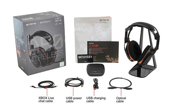 Astro A50 Battlefield 4 Wireless 7.1 Headset Review (4)