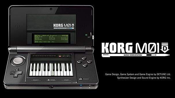 KORG M10D Review (1)
