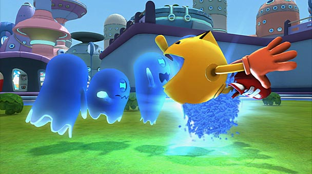Pac-Man and the Ghostly Adventures (4)