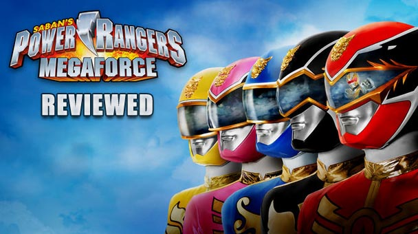 Saban's Power Rangers MegaForce Review (1)