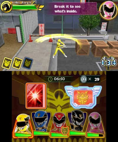 Saban's Power Rangers MegaForce Review (4)