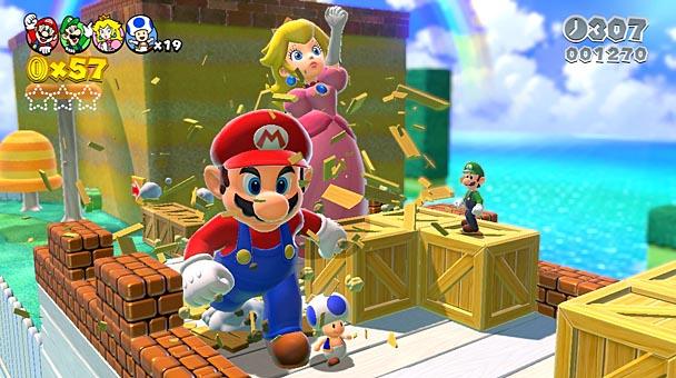 Super Mario 3D World (3)