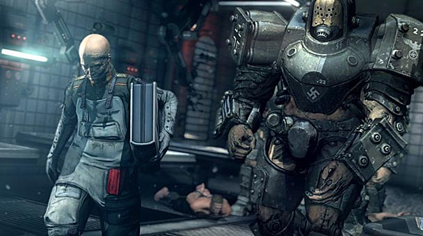 Wolfenstein The New Order (1)