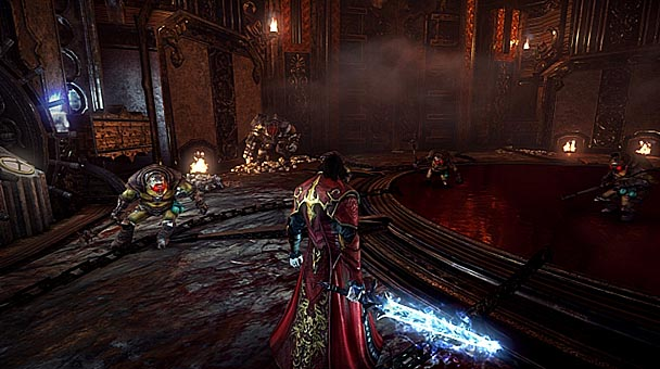 Castlevania Lords of Shadow 2 Review (2)