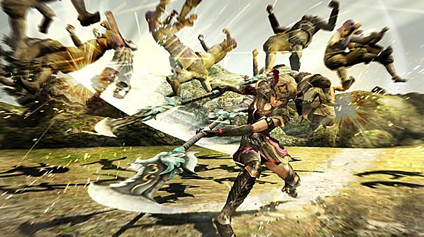 how to raise status dynasty warriors 8 empires