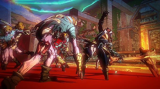 Yaiba Ninja Gaiden Z (5)