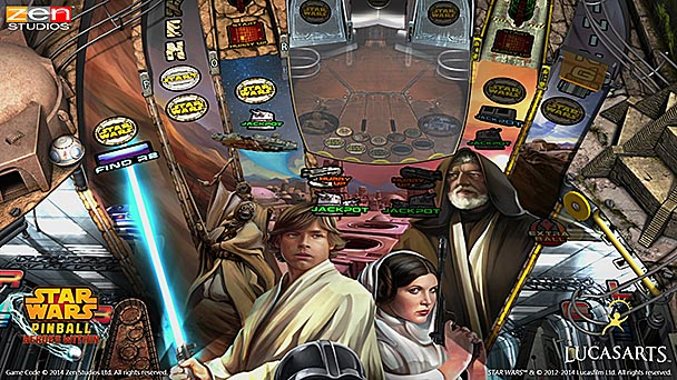 Pinball FX2 – Star Wars Pinball Heroes Within Pack  (4)
