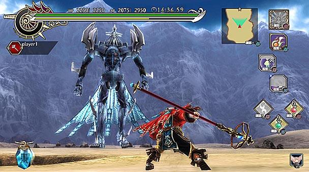 Ragnarok Odyssey ACE PS3 Screenshot (3)