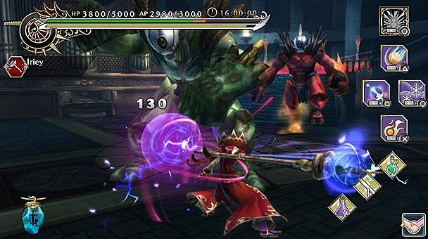Ragnarok Odyssey ACE Vita Screenshot (1)