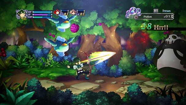 Battle Princess of Arcadias Review (3)
