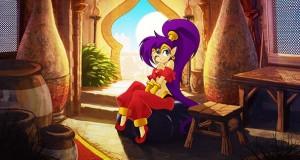 Shantae Header